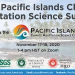 Science summit opening slide